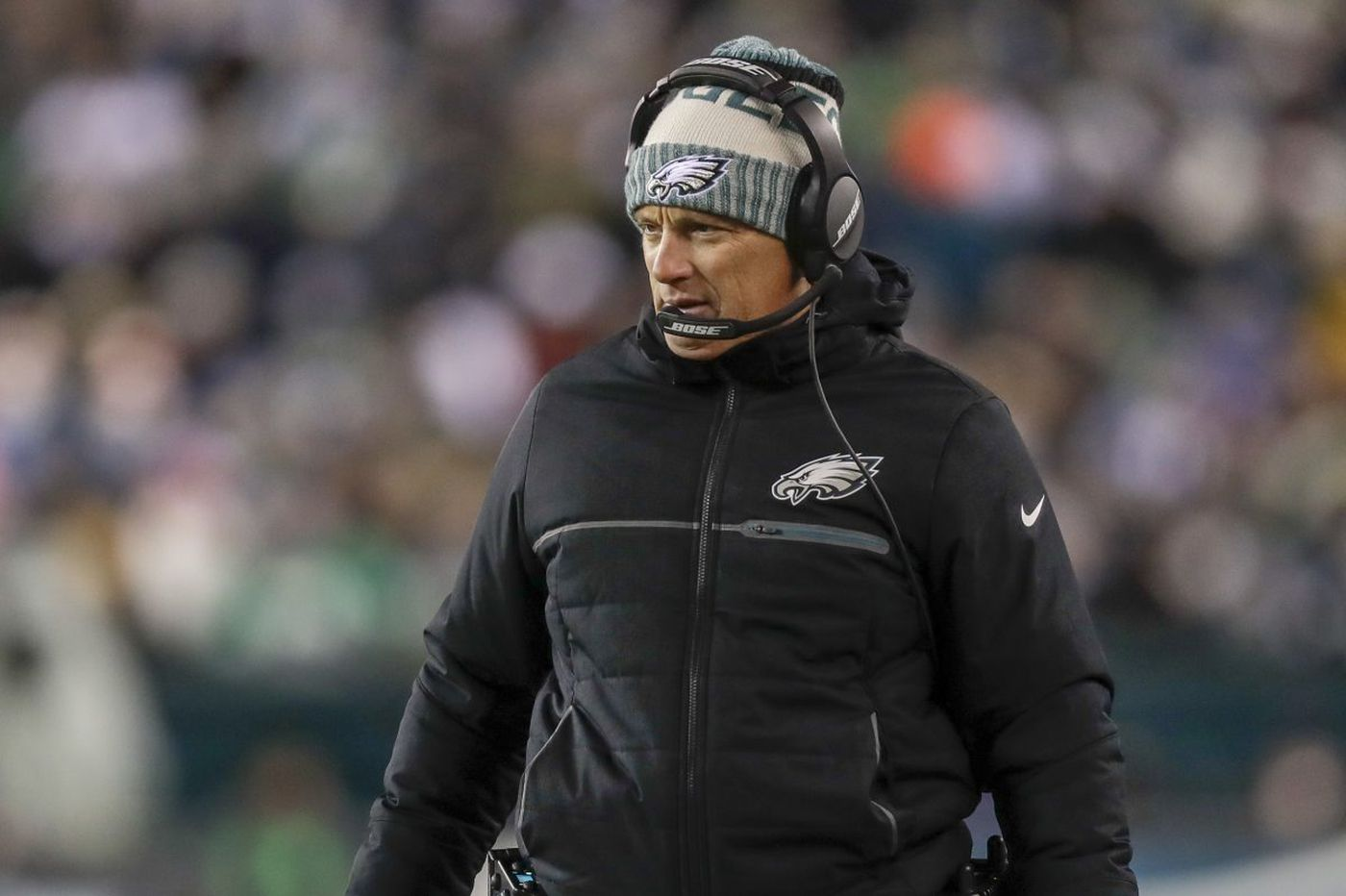 Jim Schwartz's expected interview with Giants a distraction the Eagles don't need