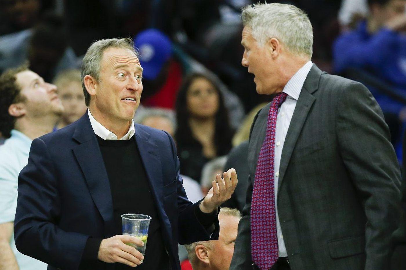 76ers managing partner Josh Harris selling English soccer team Crystal Palace