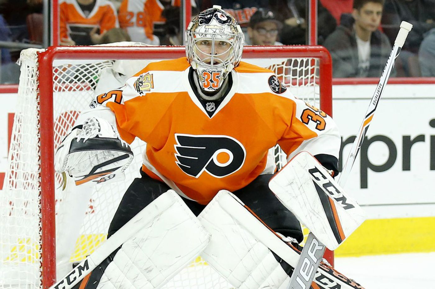 Steve Mason's career with Flyers appears to have ended
