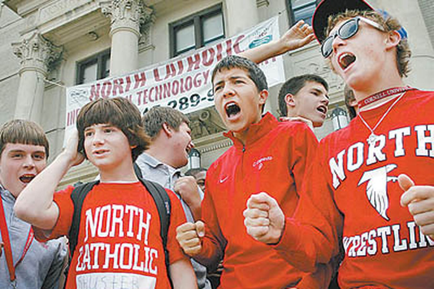 Plans to shut 2 Catholic schools prompt sadness