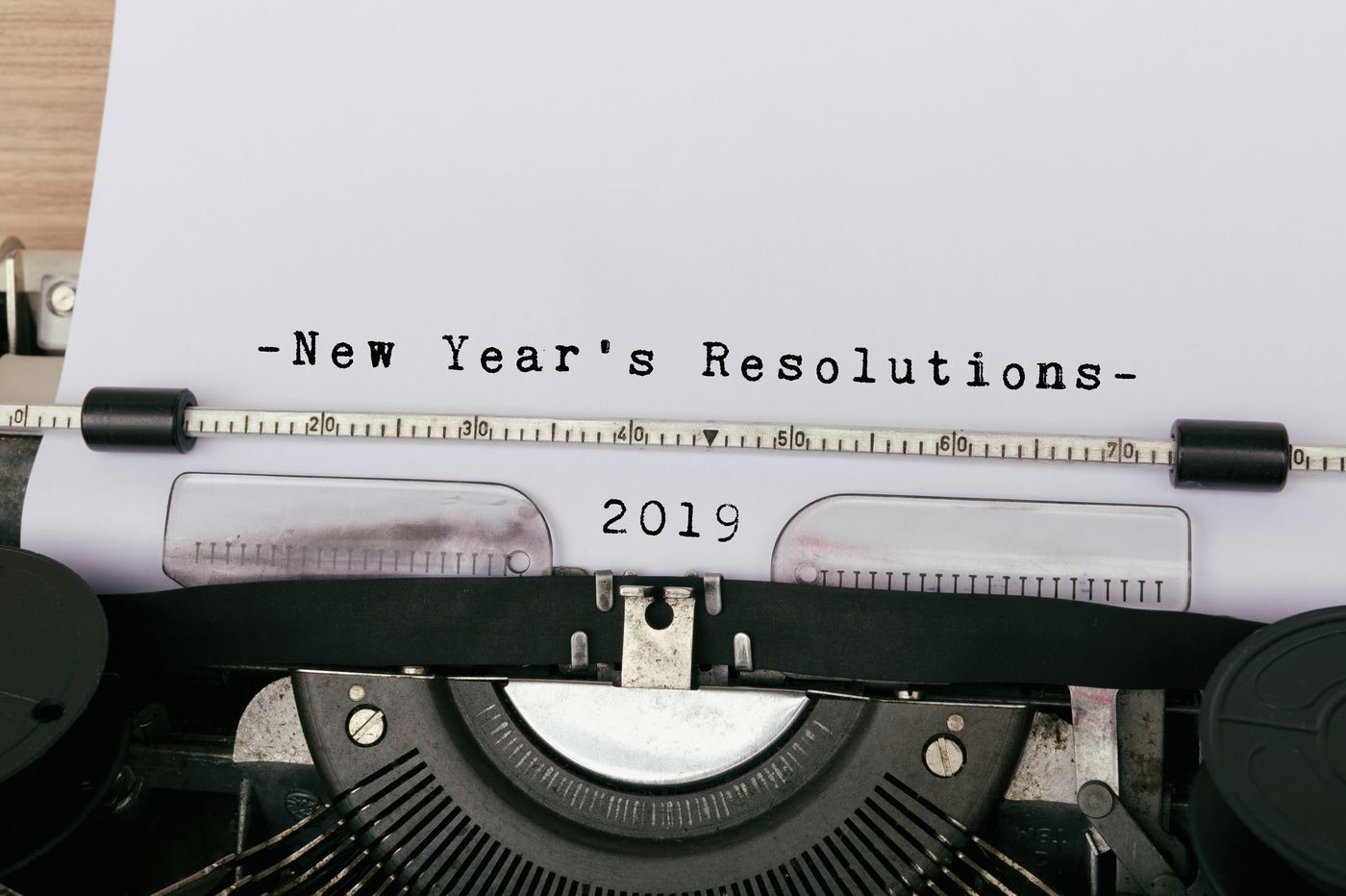 New Year's resolutions: Been there, not doing that | Opinion
