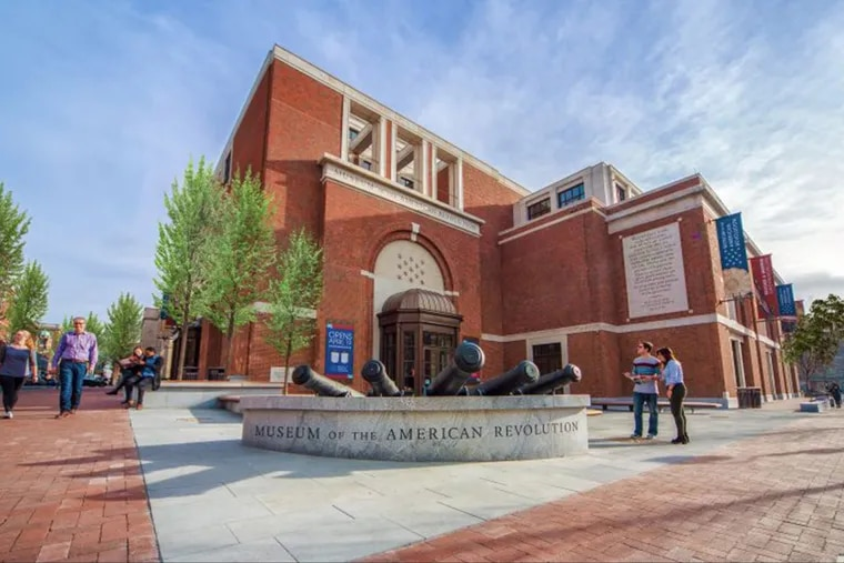 The Museum of the American Revolution will honor veterans this weekend.