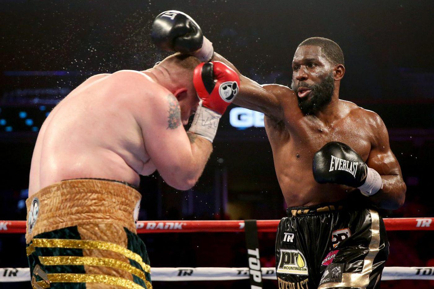 Bryant Jennings beats Joey Dawejko in battle of Philly heavyweights