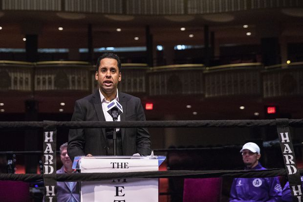 The Met schedules its first boxing event in 65 years