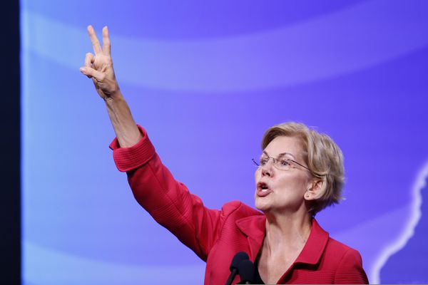 Elizabeth Warren endorses third-party progressive running for Philly City Council