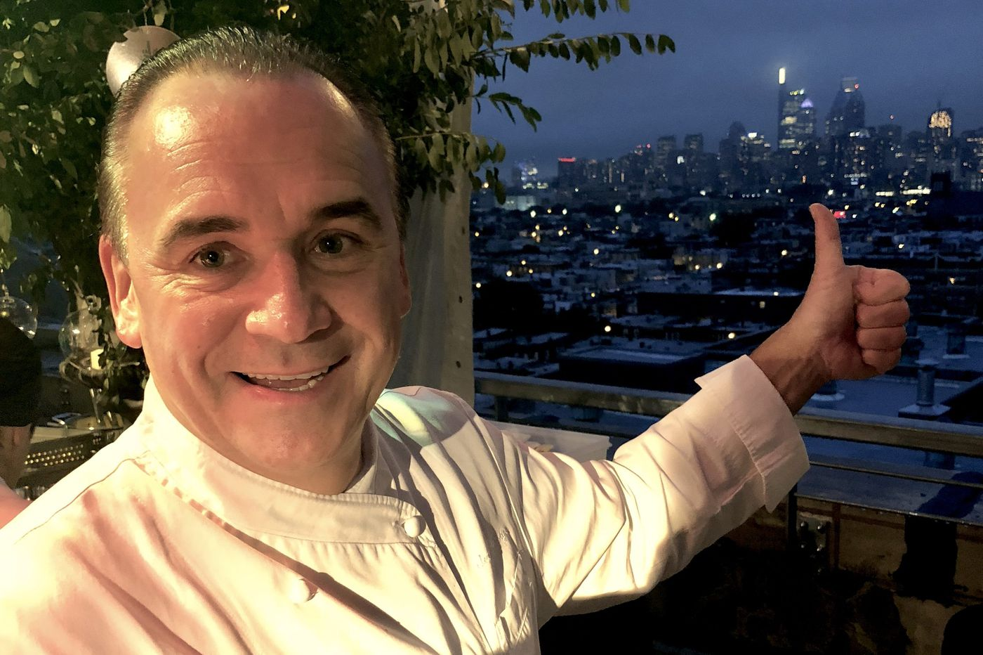 Jean-Georges' new restaurant at Four Seasons has a name