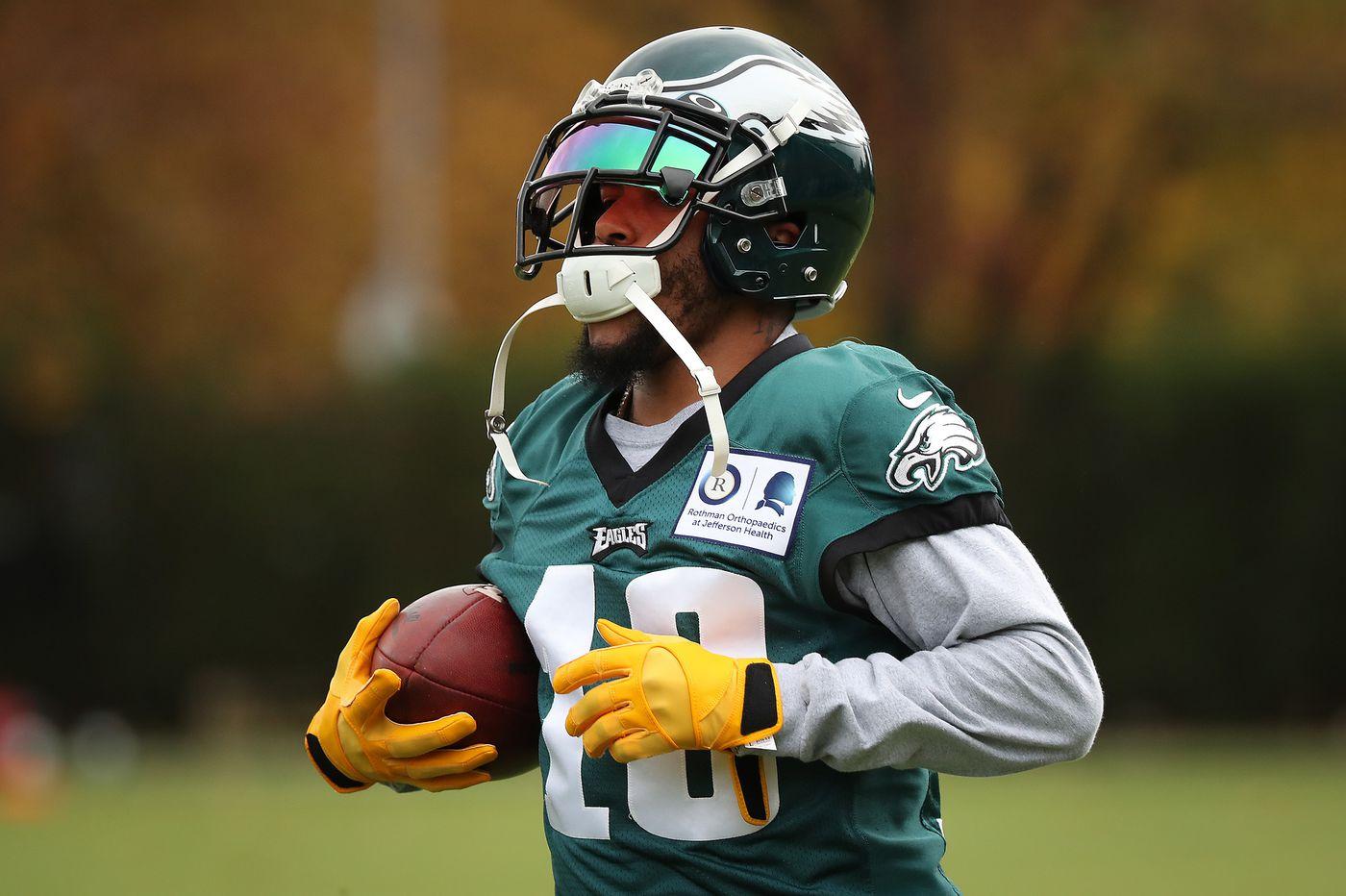 Eagles' Doug Pederson 'optimistic' DeSean Jackson will play Sunday