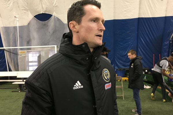 Bethlehem Steel aims to play a lot of Union backups and academy players