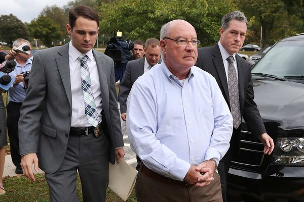 Radnor commissioners president Philip Ahr charged in child porn case
