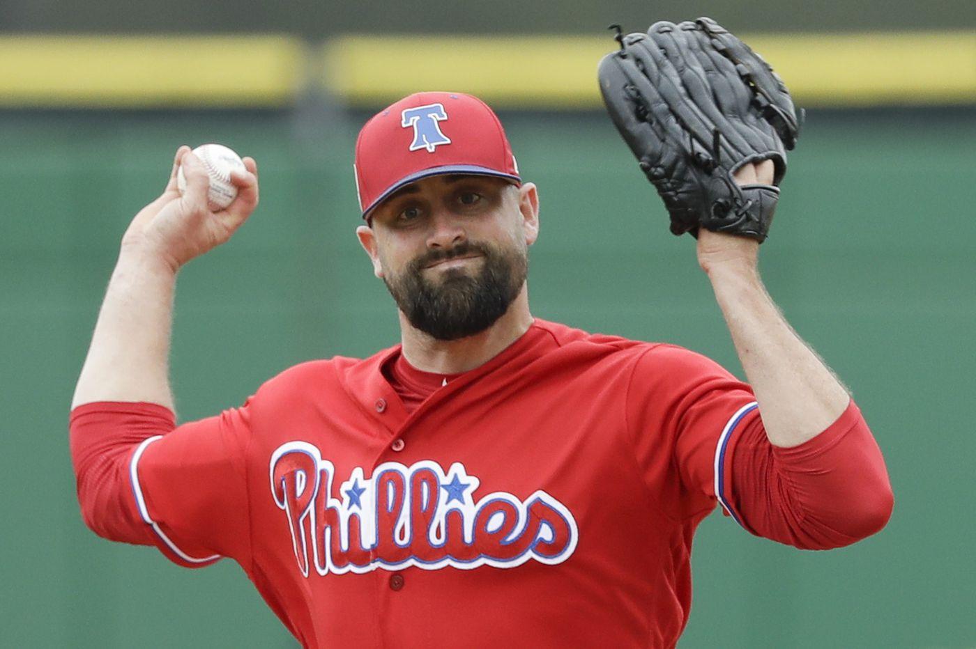 How Phillies' Pat Neshek (remember him?) could boost bullpen   Extra Innings
