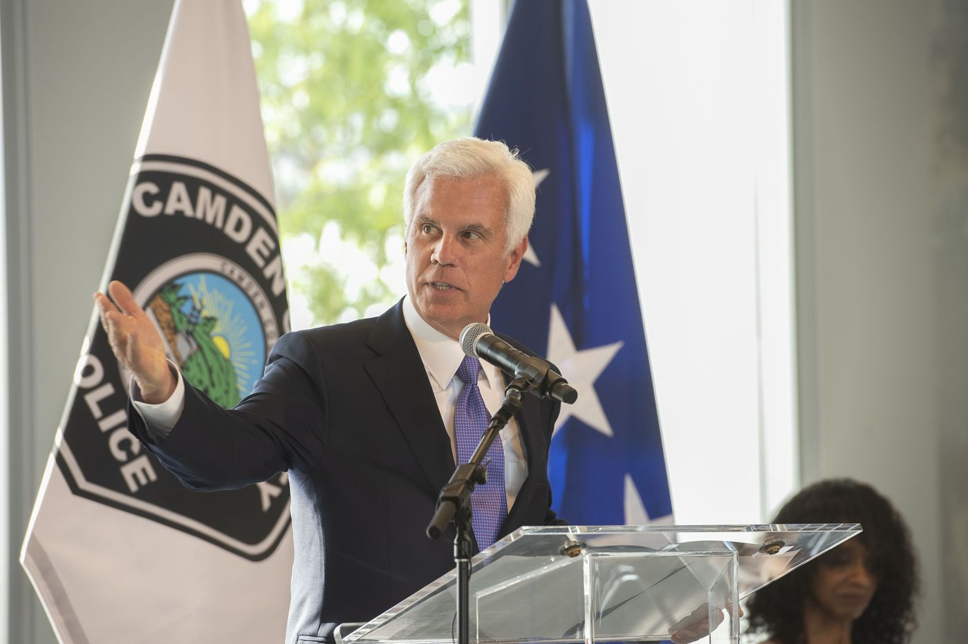George Norcross sues Gov. Murphy and tax incentive investigators