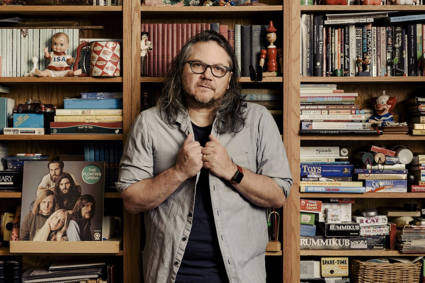 Jeff Tweedy on Wilco, his new memoir and music's power to console and inspire
