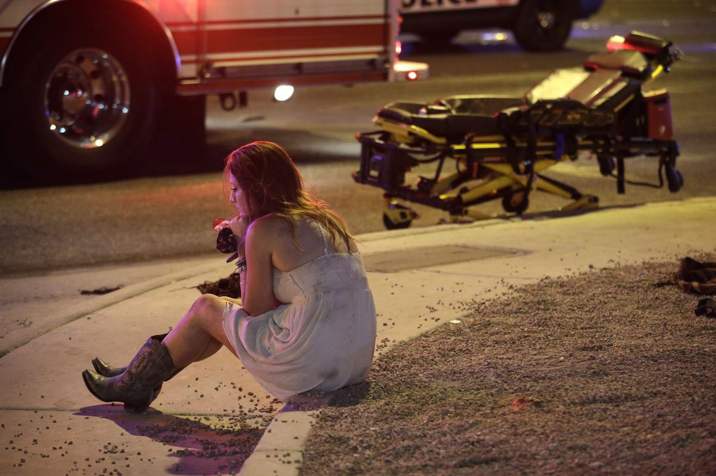 A therapist's advice for coping with the Las Vegas shooting