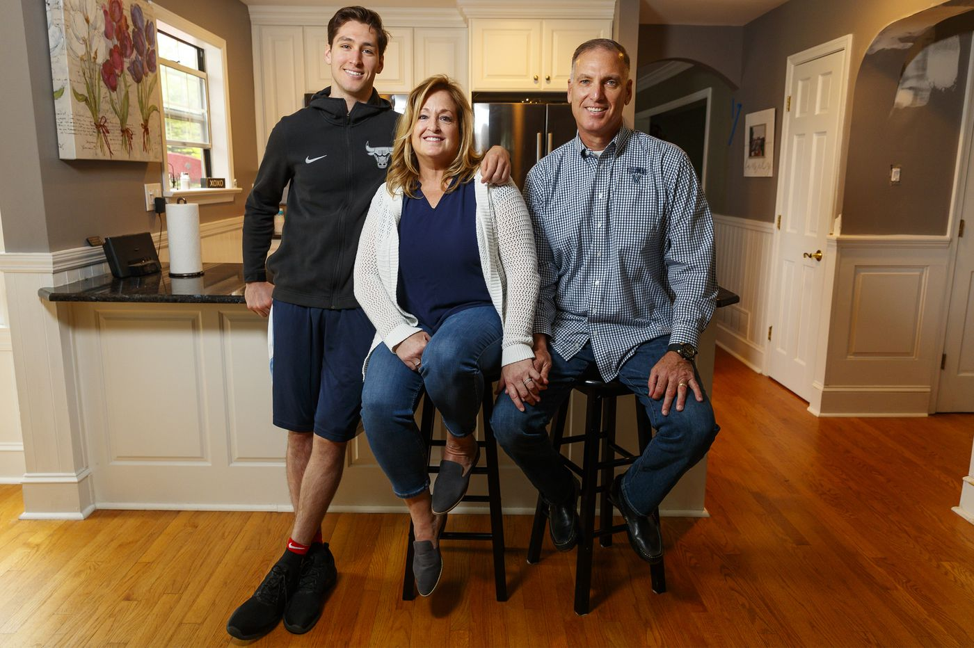 The Arcidiacono clan has become 'Villanova royalty' and one of Philly basketball's first families