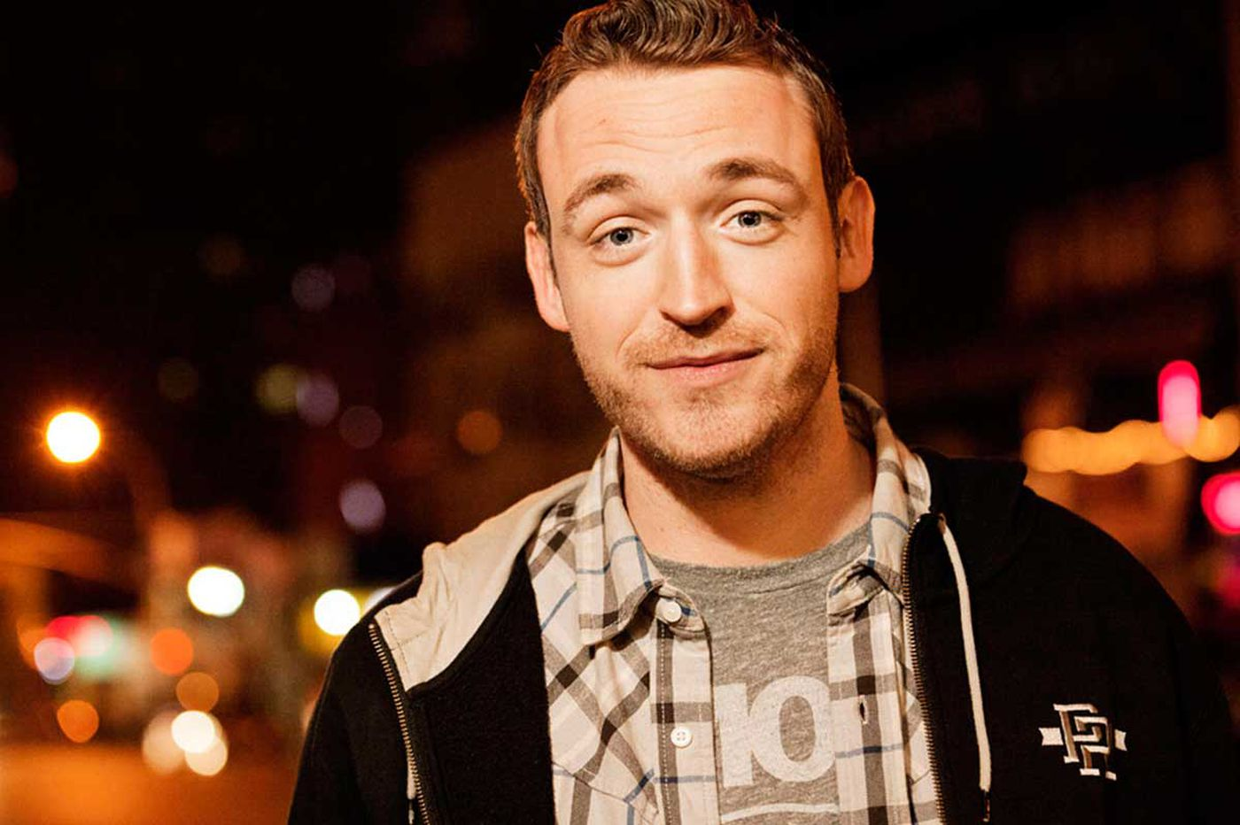 Comedian Dan Soder: 'There's something about the Philly crowd that makes me nervous'