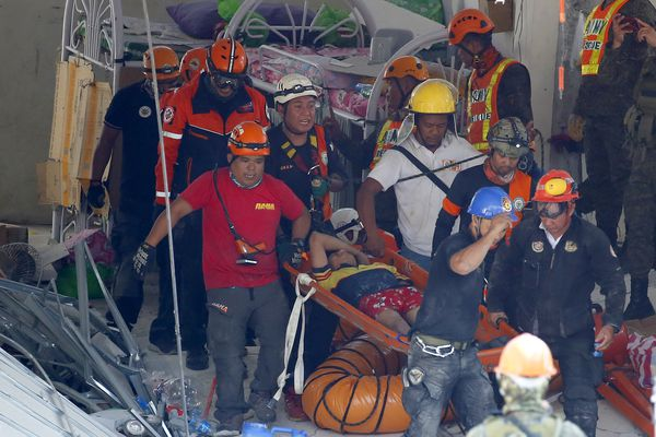 Death toll rises in Philippines earthquake