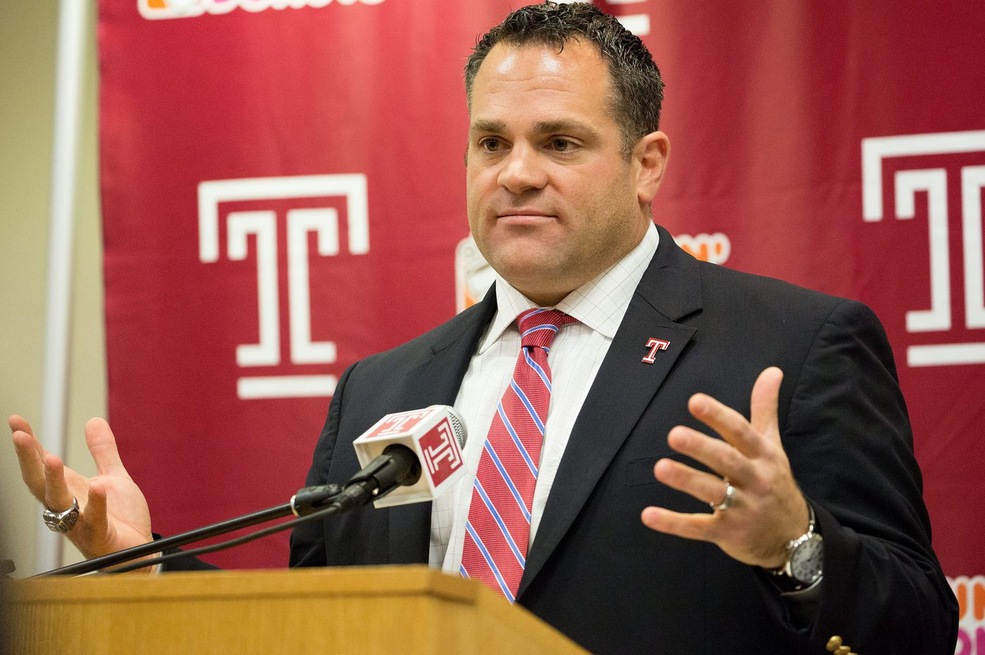 Temple football speeding up interview process for next head coach, source says