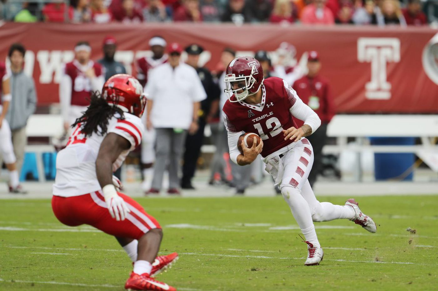 Temple's second-half comeback falls short against Houston