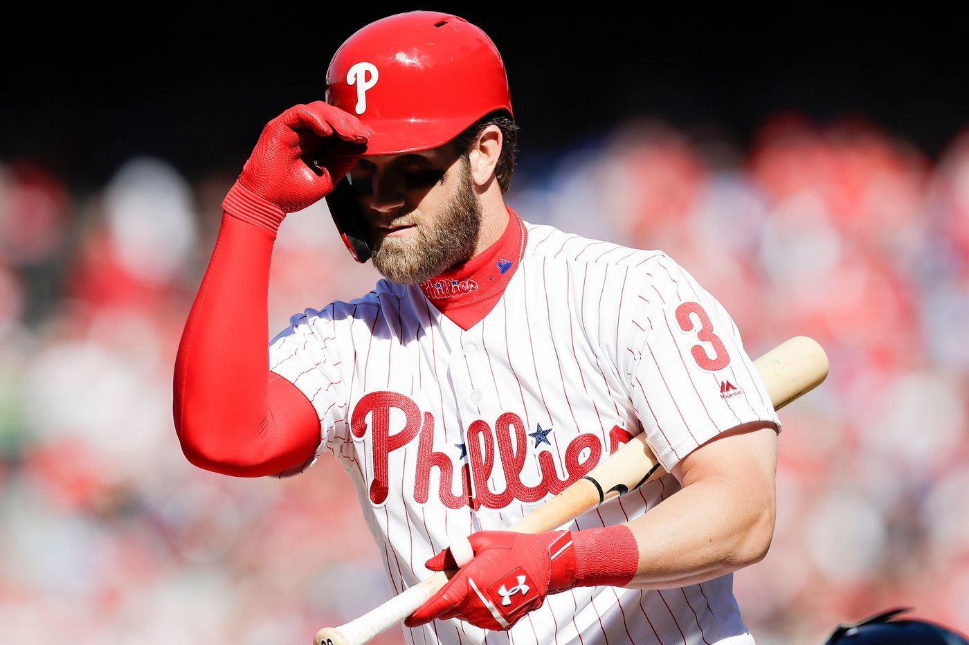 Bryce Harper proves a star in his Phillies debut, without having to do much | Mike Sielski