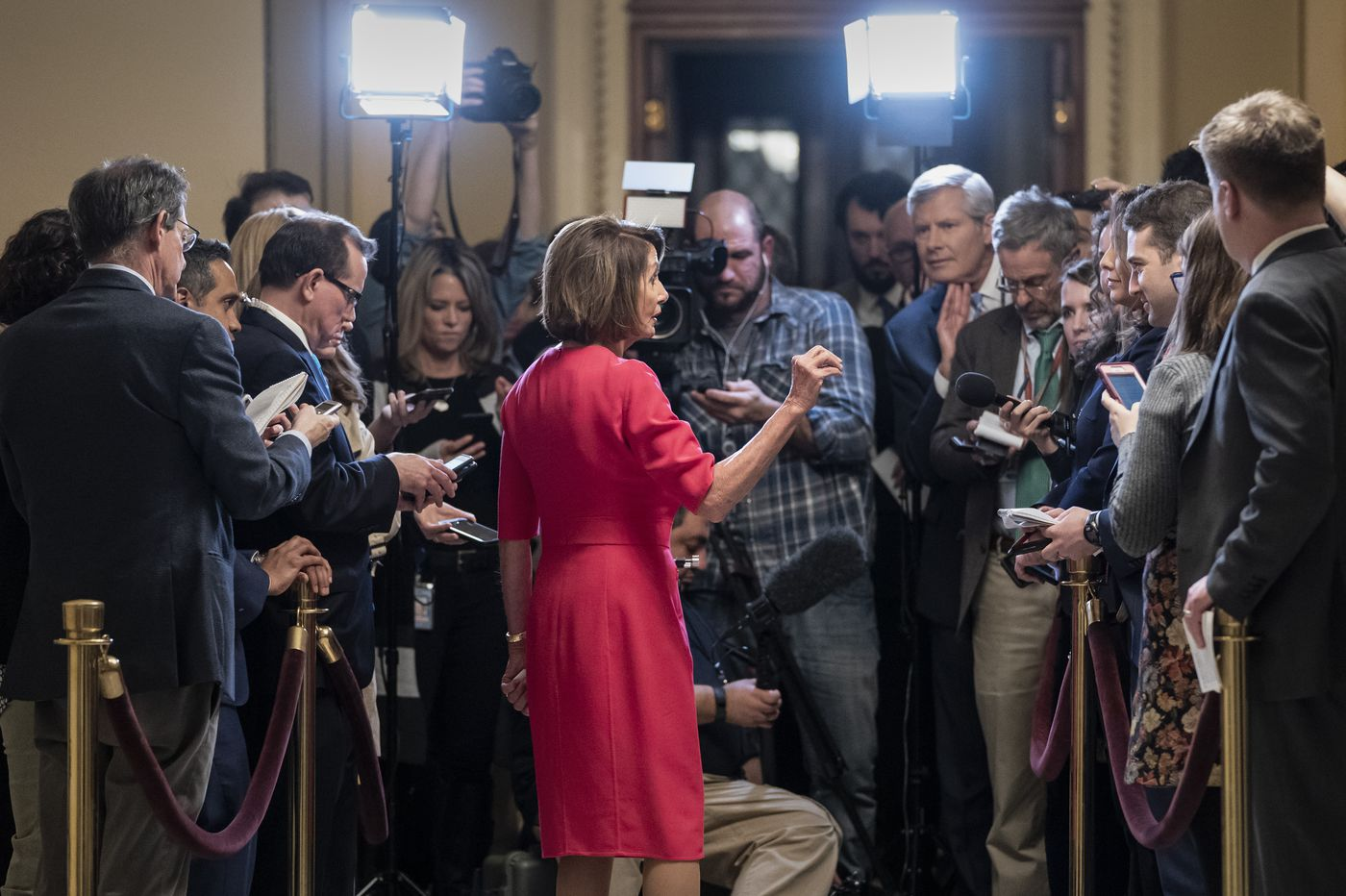 Democrats were for a wall before they were against it | Marc Thiessen