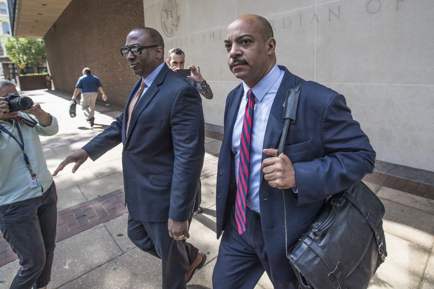 Asked if he bribed Philly DA Williams, owner of iconic gay bar answers with a shrug