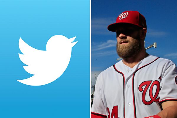 Phillies fans keep getting duped about Bryce Harper by fake Twitter account