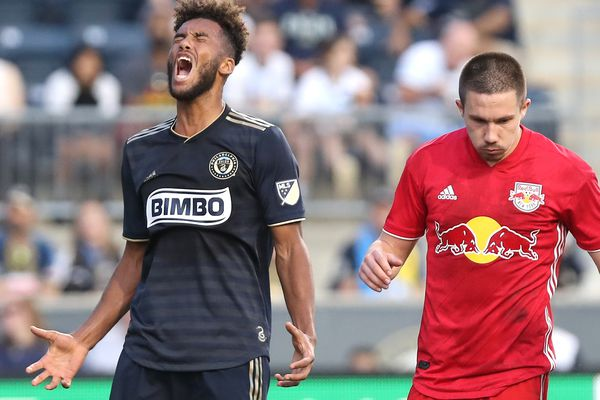 Union clinch first home playoff game since 2011 ahead of visit to rival New York Red Bulls, but know their work is far from done