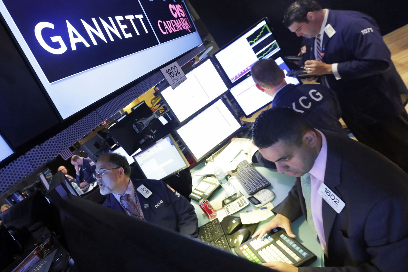 New Media buys Gannett for $1.4 billion to form local news giant