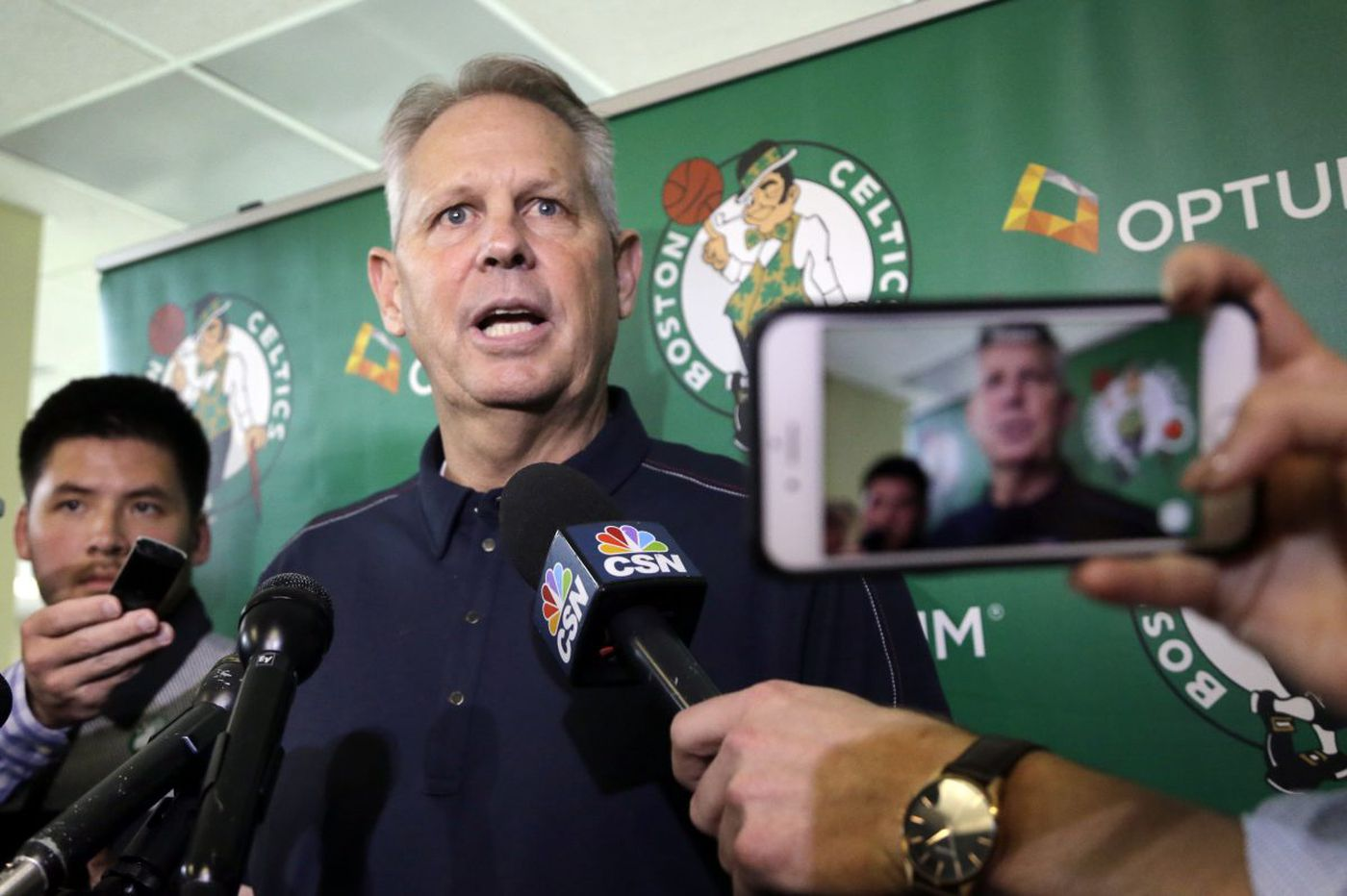 With addition of Kyrie Irving, Celtics get better, and more annoying | Bob Ford