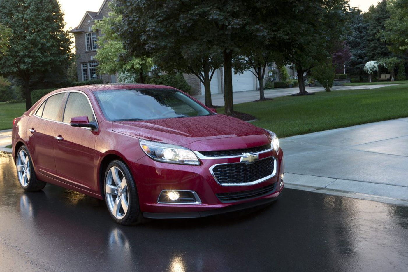 The 2015 Chevrolet Malibu makes for a great off-lease car
