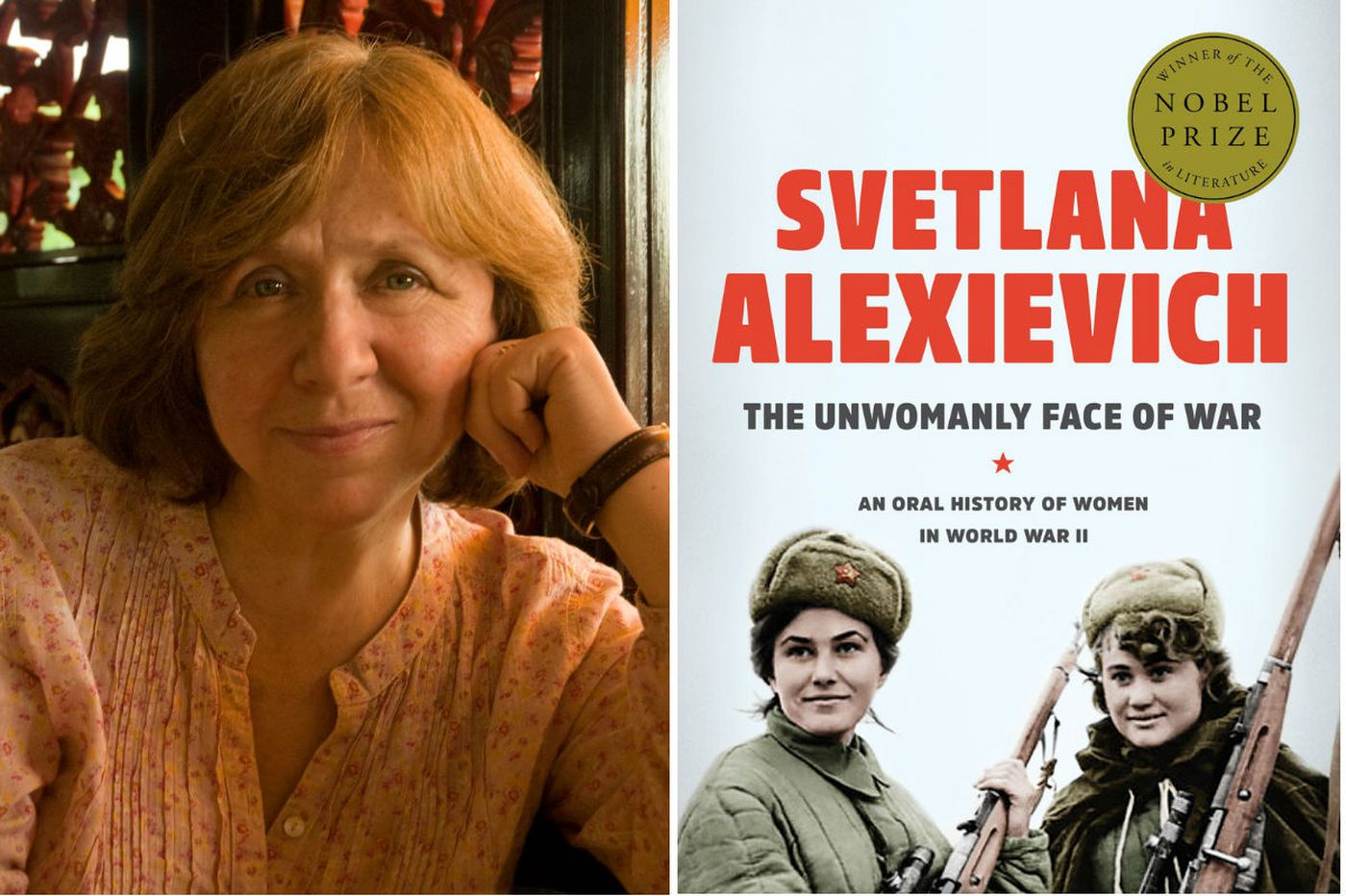 'The Unwomanly Face of War': Remembering a million Soviet women who fought in World War II