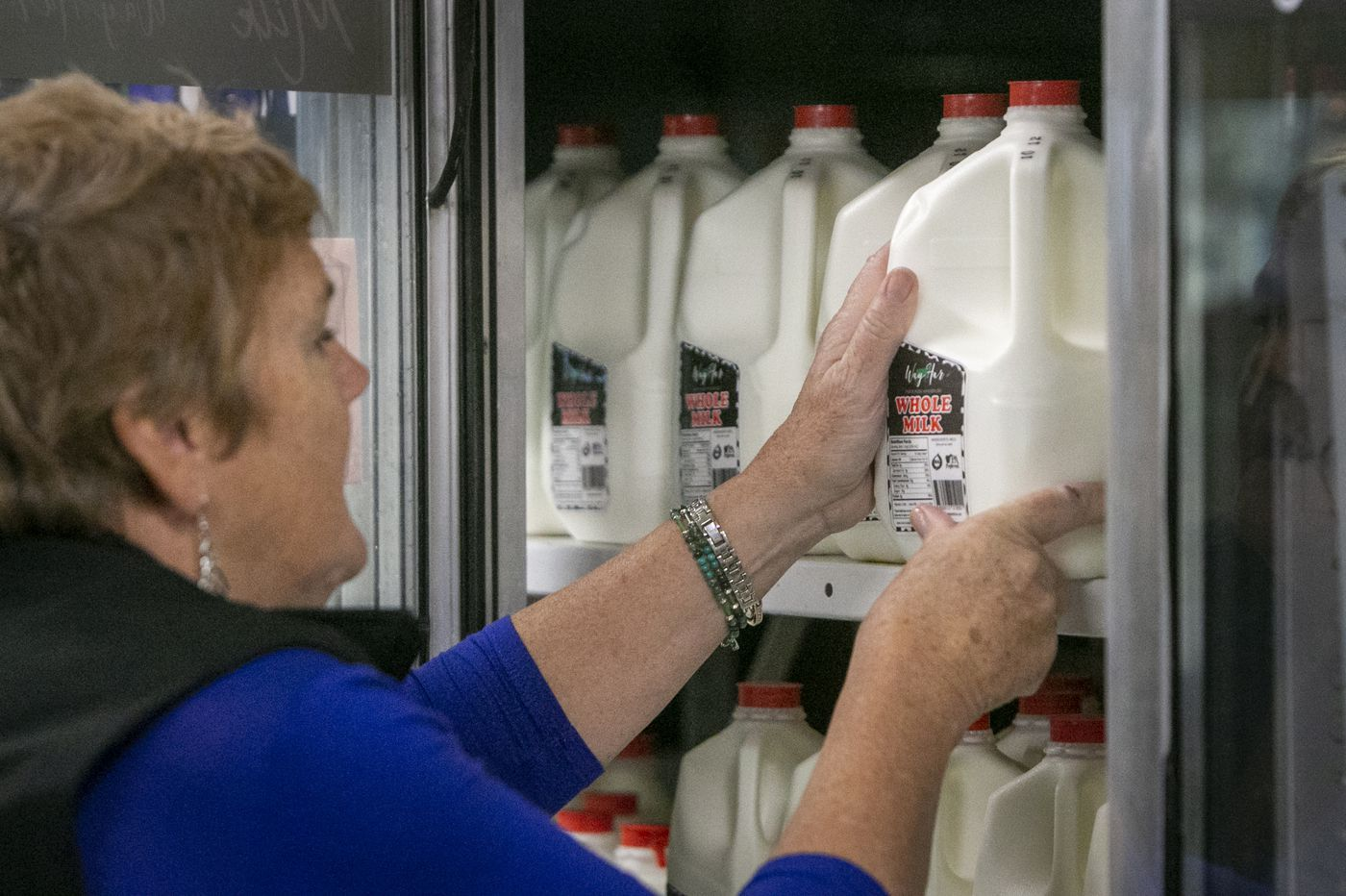 What exactly is milk? Depends on whom you ask.