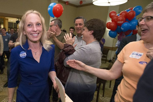 Mary Gay Scanlon wins Democratic U.S. House primary in Pa. 5