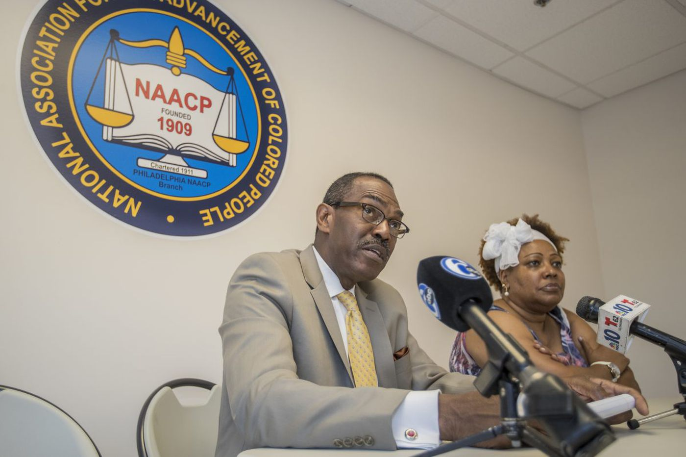 NAACP: Former DA Abraham unfit 'menace' for post