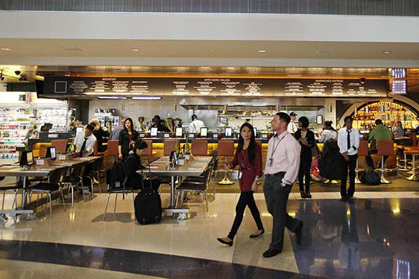 Terminally silly: Part of Philadelphia airport will pay soda tax, another part won't