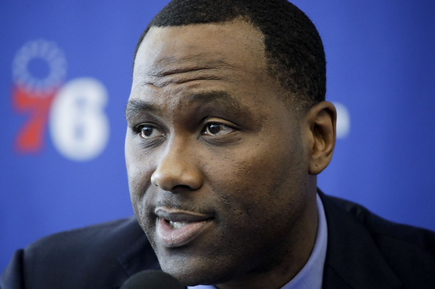 Three things we learned from the Sixers' Elton Brand, Josh Harris | David Murphy