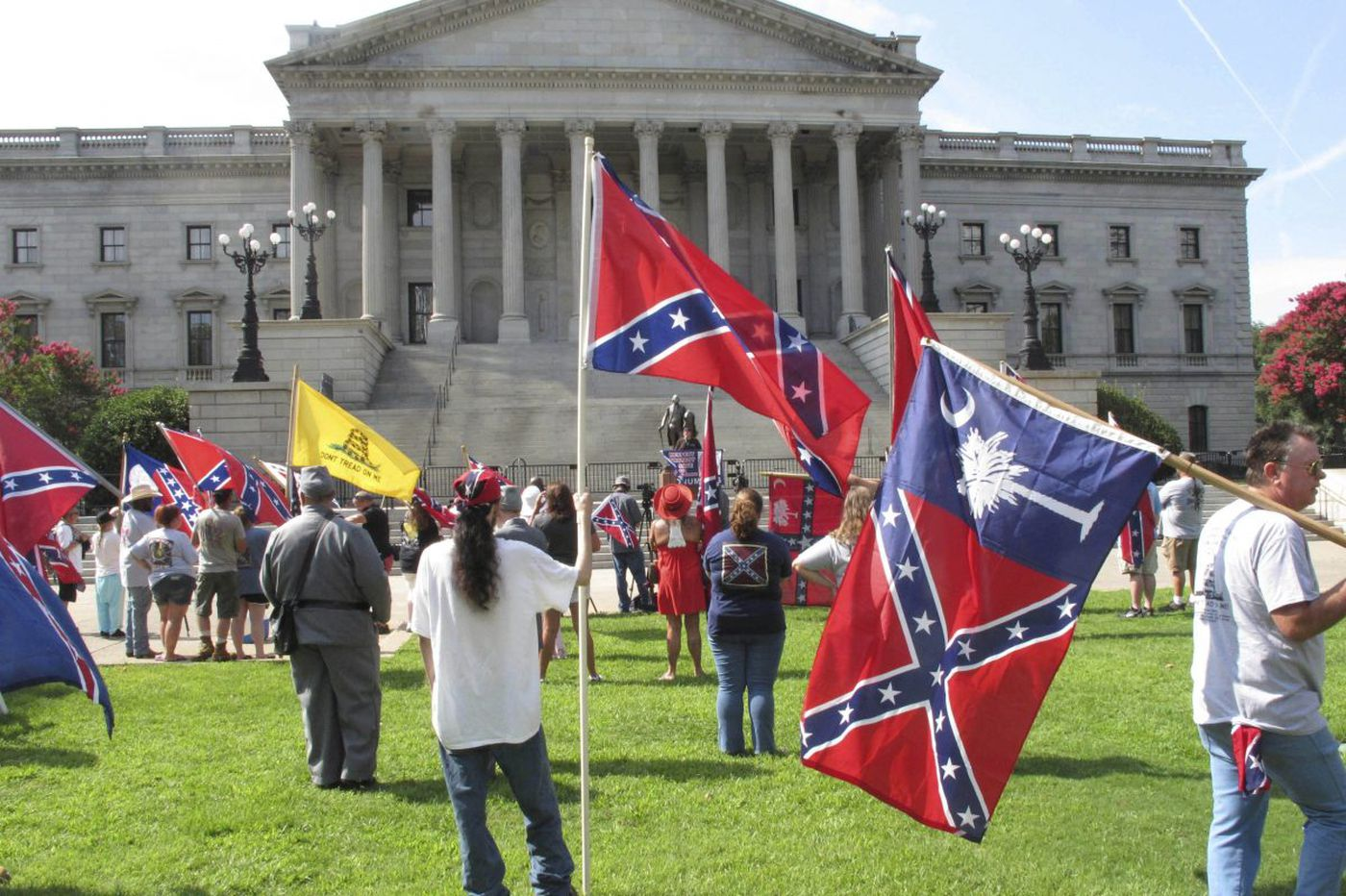 Judge orders pro-Confederacy group to disband or pay $3M