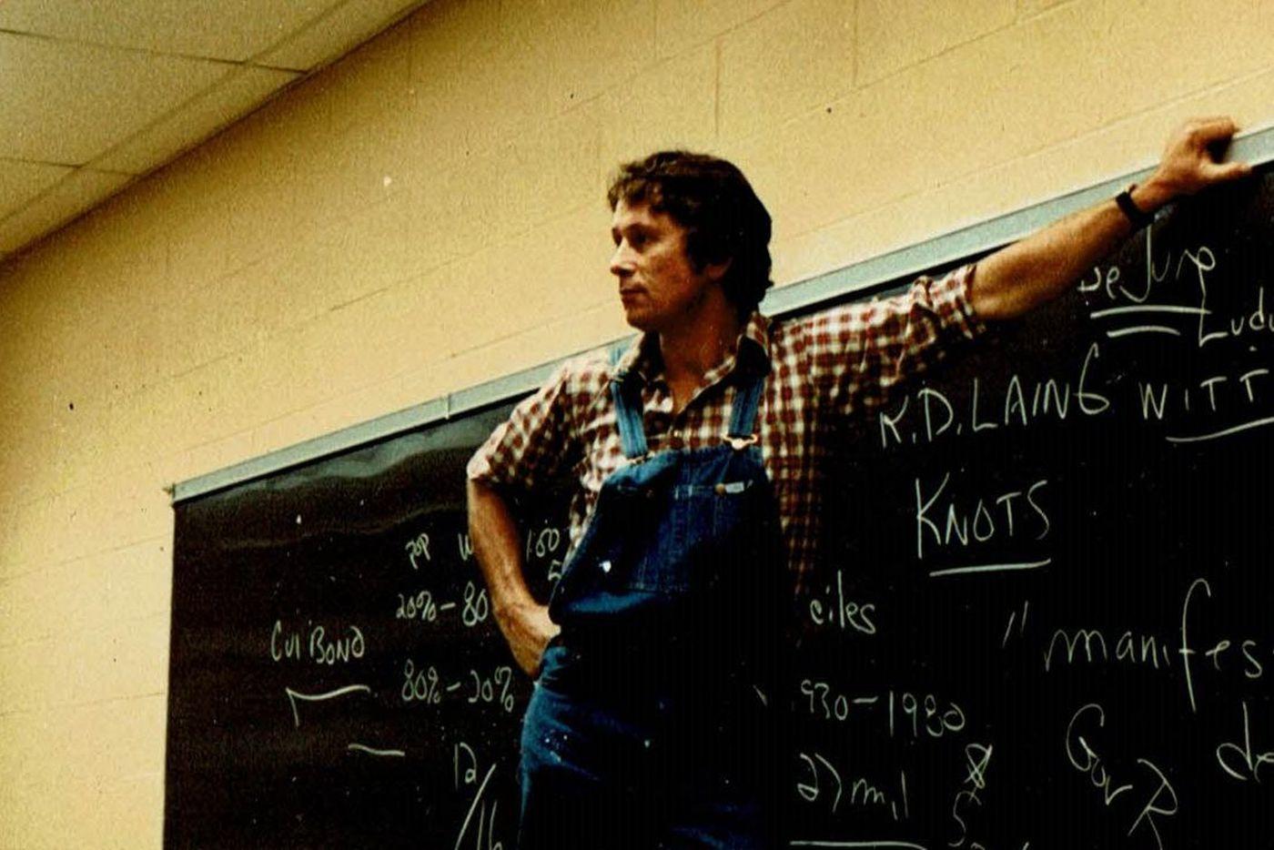 Frank A. Goodfellow III, 80, longtime Rowan professor