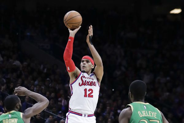 Sixers' Tobias Harris humbled to honor legacy of Dr. Martin Luther King Jr.   Off the Dribble