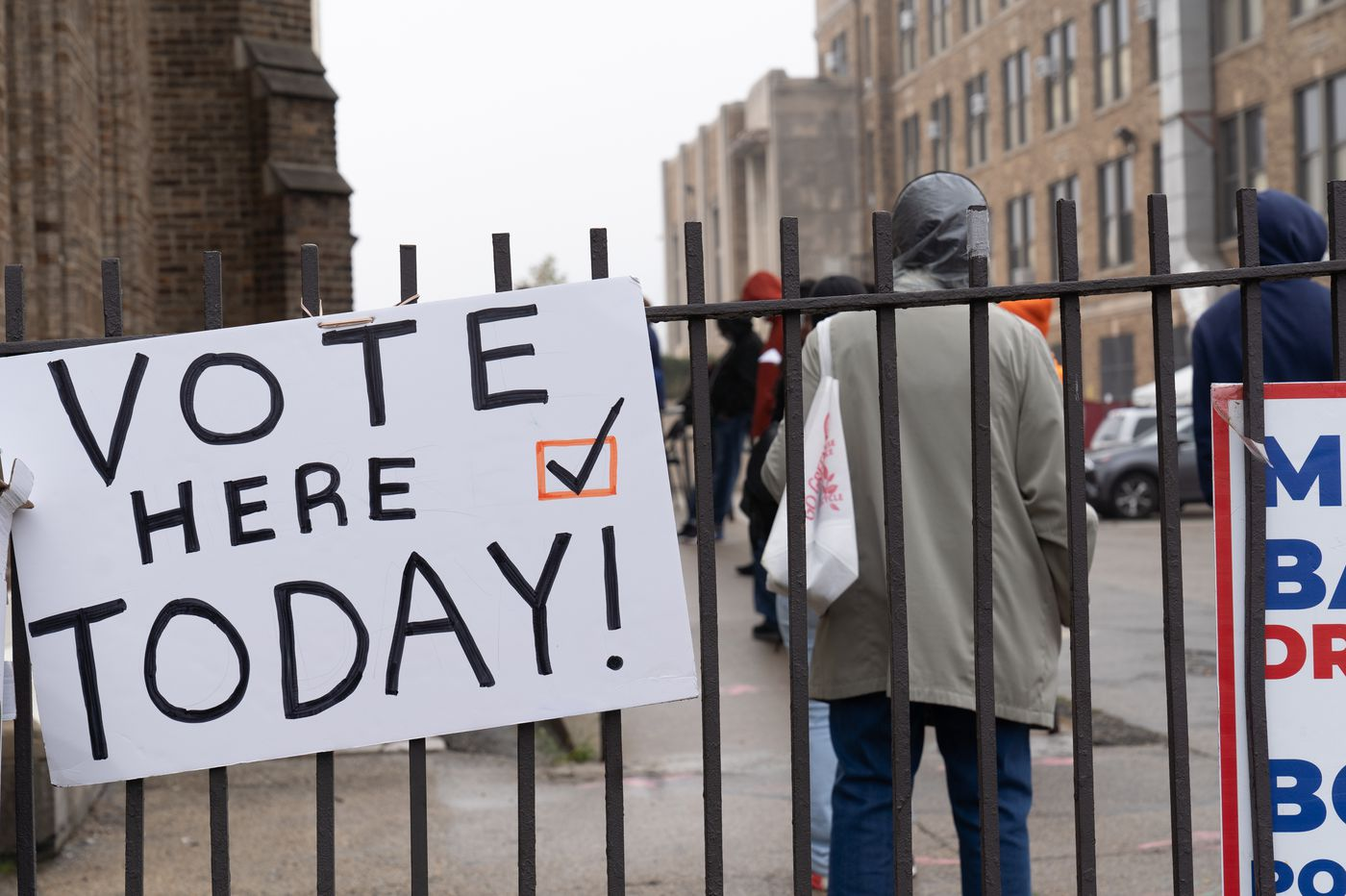 What to do if you have voting problems on Election Day