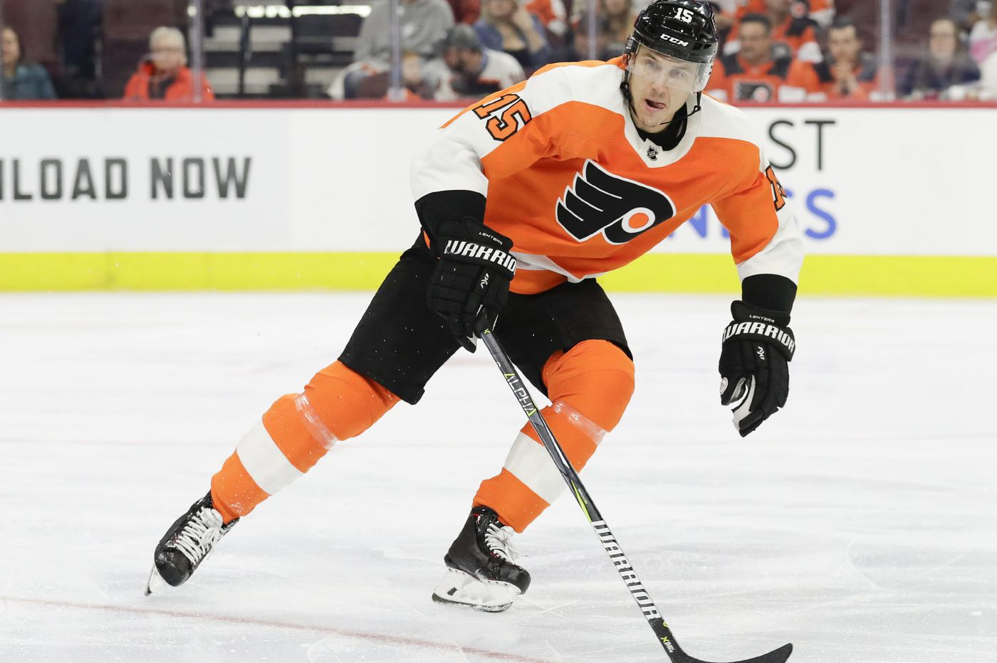 'Perfect time' for Flyers to be on the road