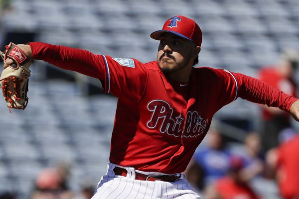 Phillies stockpile arms by adding four minor-league pitchers to 40-man roster