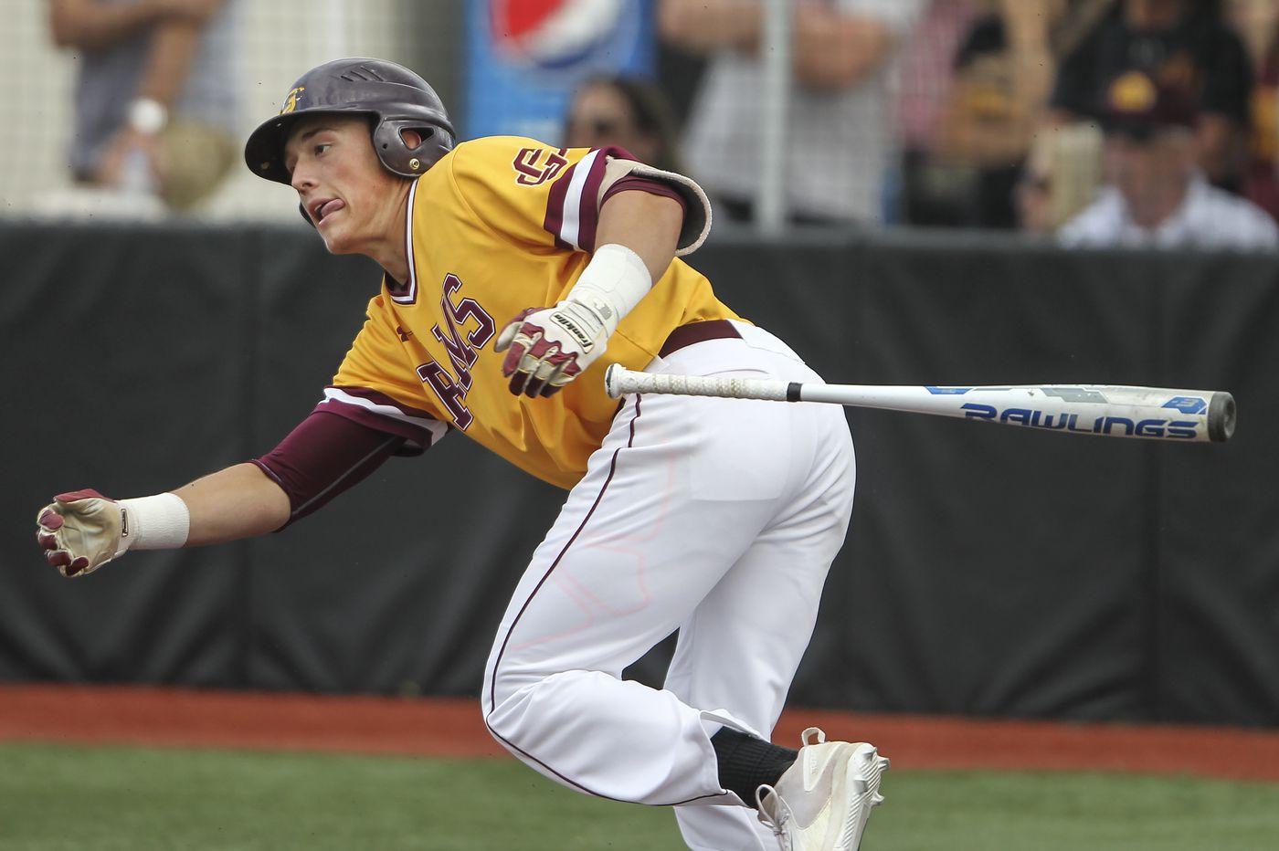 South Jersey baseball state championships at a glance