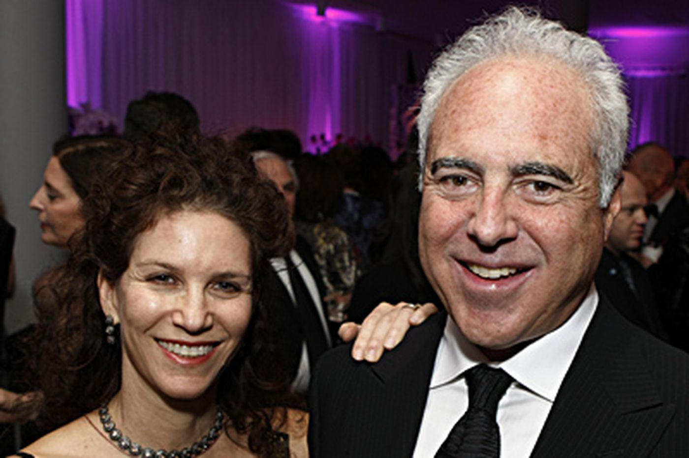 Eagles' Jeffrey and Christina Lurie divorcing