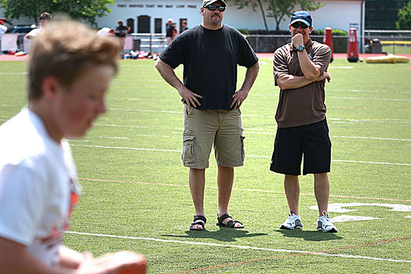 Pettine revisits his coaching roots