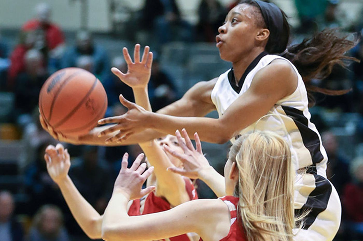 Neumann-Goretti girls one win away from elusive state title
