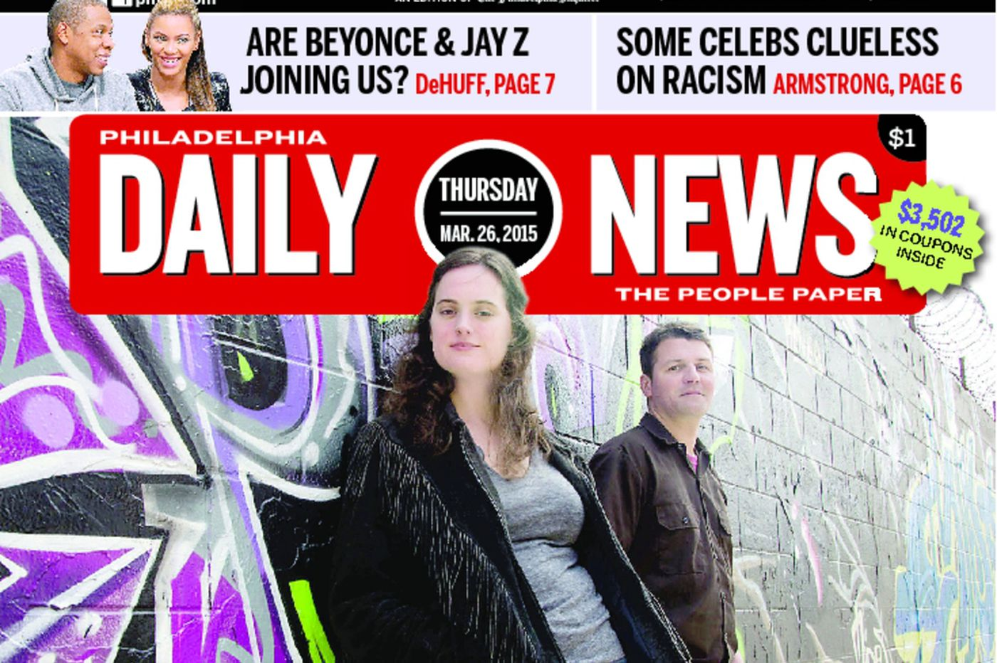 Dailynews Monthly Covers 03/26/15