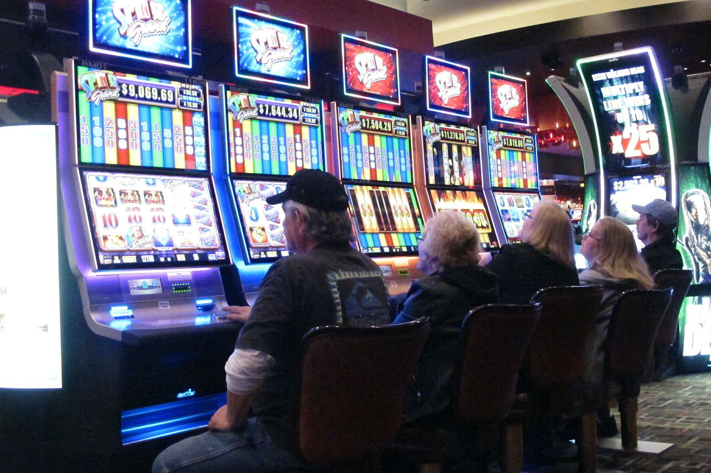 Atlantic City casino earnings way down amid more competition