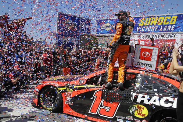 Martin Truex Jr. hopeful for another victory in return to Pocono Raceway