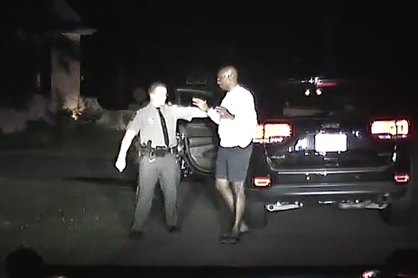 Pa. State Police: Video shows no racial bias in black couple's traffic stop in Chadds Ford driveway